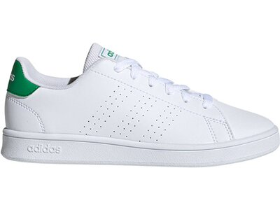 "ADIDAS Kinder Sneaker ""Advantage"" Weiß"