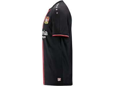 JAKO Herren Bayer 04 Leverkusen Trikot Home KA Schwarz