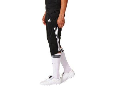 """ADIDAS Herren Torwarthose """"Tierro 13 Goalkeeper 3/4 Pant"""" Schwarz"""