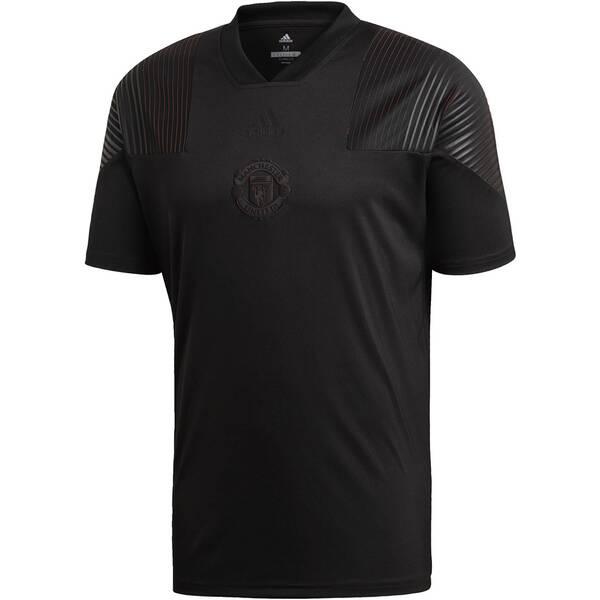 ADIDAS Herren Manchester United Icon T-Shirt