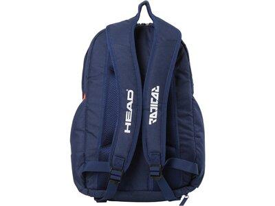 "HEAD Tennisrucksack ""Rebel Backpack"" Blau"