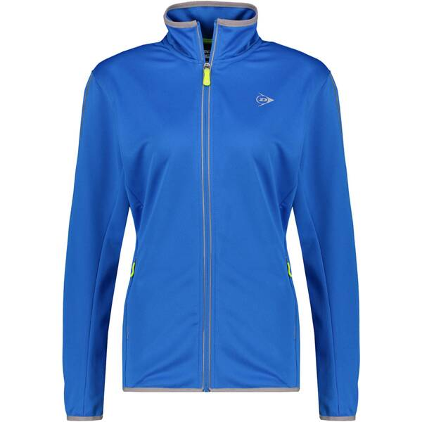 DUNLOP Damen Tennis Trainingsjacke
