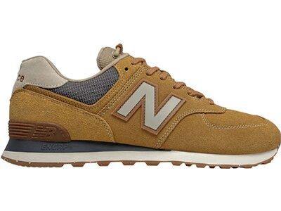 """NEWBALANCE Herren Sneaker """"574"""" Braun"""