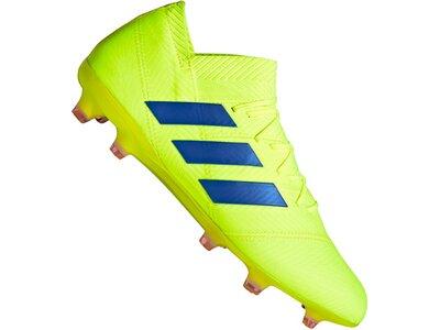 ADIDAS Fußball - Schuhe - Nocken NEMEZIZ Virtuso 18.1 FG Grün