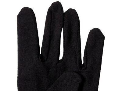 """ICEBREAKER Handschuhe / Unterzieh-Handschuhe """"Gloveliner"""" Schwarz"""