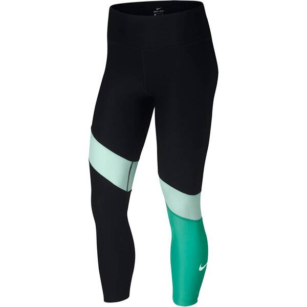 "NIKE Damen Trainingstights ""Power Crop Tipoly"""