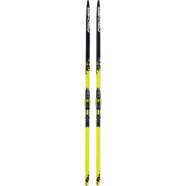 FISCHER Herren Langlauf-Skier Twin Skin Pro - ohne Bindung