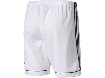 ADIDAS Kinder Fußballshorts Squadra 17 Weiß