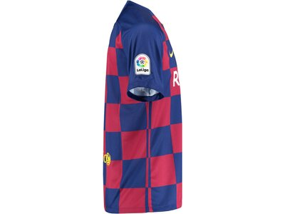 "NIKE Herren Trikot ""FC Barcelona 2019/20 Stadium Home"" Kurzarm - Replica Blau"