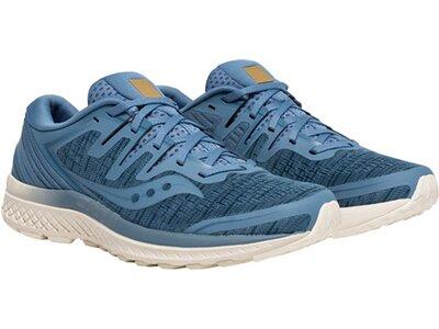 SAUCONY Damen Laufschuh GUIDE ISO 2 Blau