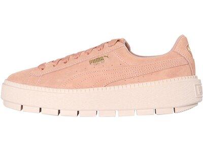 "PUMA Damen Sneaker ""Platform Trace"" Braun"