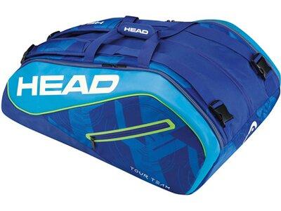 "HEAD Tennisrucksack ""Tour Team 12R Monstercombi"" Blau"