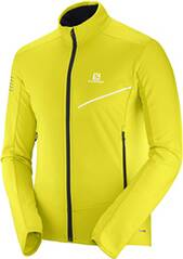 "SALOMON Herren Laufjacke ""Softshell RS"""