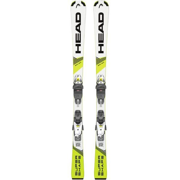 """HEAD Kinder Ski """"Supershape SLR Pro / SLR 4,5 GW"""""""