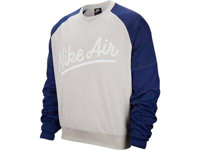 "NIKE Herren Longsleeve ""Nike Air Mens Crew"" Blau"