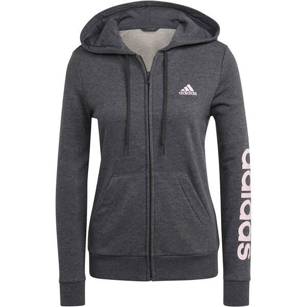 ADIDAS Damen Sweatshirtjacke