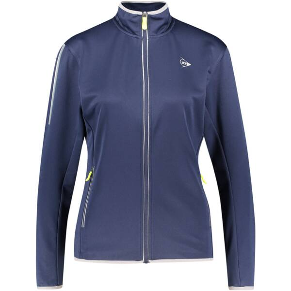 "DUNLOP Damen Tennisjacke ""Knitted Jacket"""