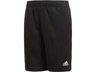ADIDAS Running - Textil - Hosen kurz Boys Logo Short Kids Schwarz