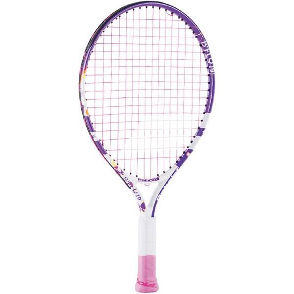 """BABOLAT Girls Tennisschläger """"B' Fly 19"""" besaitet"""