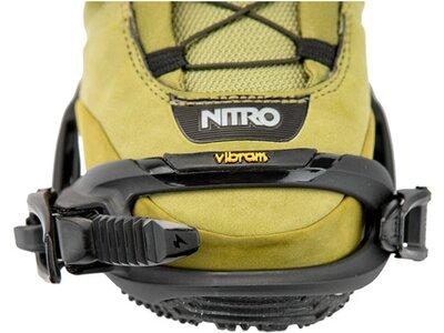 "NITRO Snowboard-Bindung ""Team"" Schwarz"
