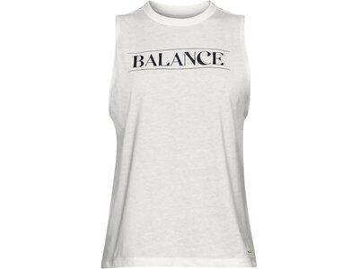 "UNDERARMOUR Damen Trainingstanktop ""Balance"" Weiß"