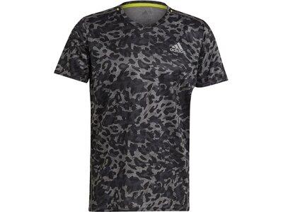 ADIDAS Running - Textil - T-Shirts Primeblue T-Shirt Running Grau