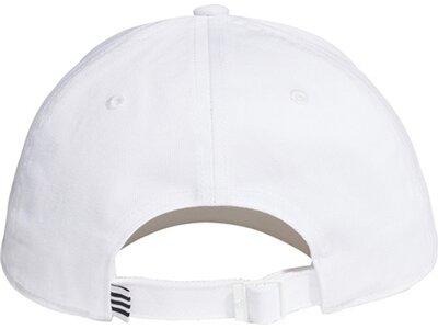 ADIDAS Lifestyle - Caps Baseball Cap Kappe Weiß