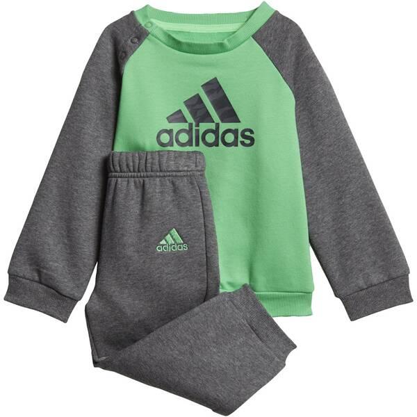 ADIDAS Kinder Logo Fleece Jogginganzug