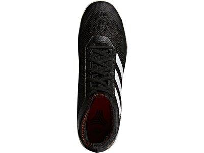 ADIDAS Herren Fußballschuhe Predator Tango 18.3 IN Schwarz