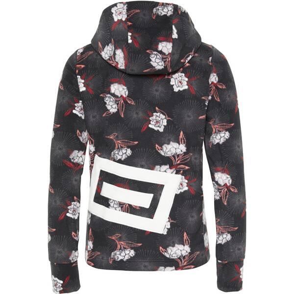 e90f246eeeb50 CHIEMSEE Fleece Jacke im Allover PlusMinus Design online kaufen bei ...