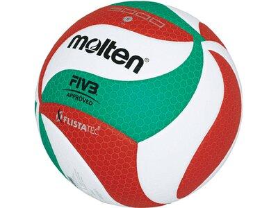 "MOLTENEUROPE Volleyball ""Matchball"" Weiß"