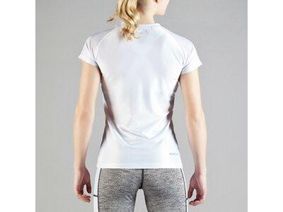 T-Shirt Performance Basic Weiß