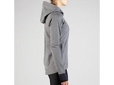 Kapuzenpullover Comfy Performance Hoodie Grau