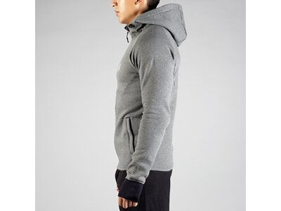 Sport-Sweatjacke Neotech Full Zip Hoodie Grau