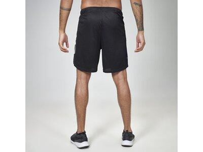 Kurze Sporthose Tech Shorts 2.0 Schwarz