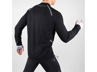 Sweatshirt Running Sweatshirt Schwarz