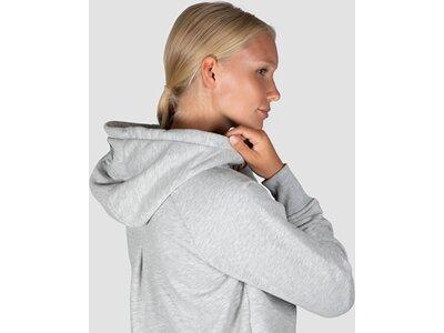 Kapuzenpullover Comfy Performance Hoodie Silber