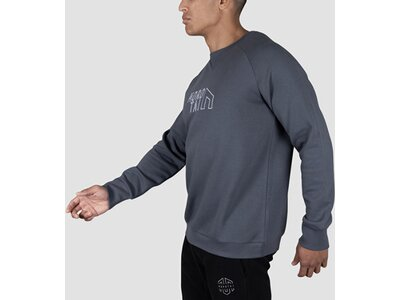 Pullover Performance Sweatshirt Grau