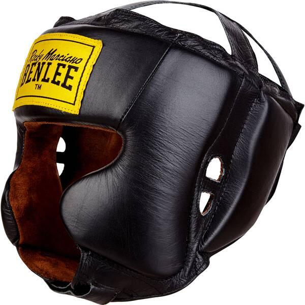 BENLEE Kopfschutz aus Leder TYSON