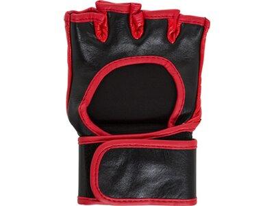 BENLEE MMA-Handschuhe aus Leder DRIFTY Schwarz