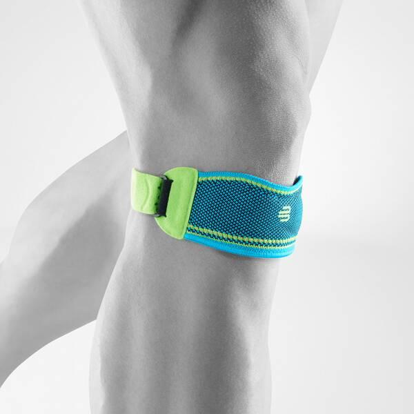 BAUERFEIND Patellaband, Kniebandage, Bandage Knie Sports Knee Strap