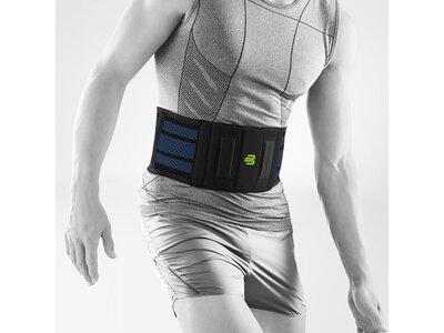 BAUERFEIND Rückenbandage, Bandage Rücken Sports Back Support Grau