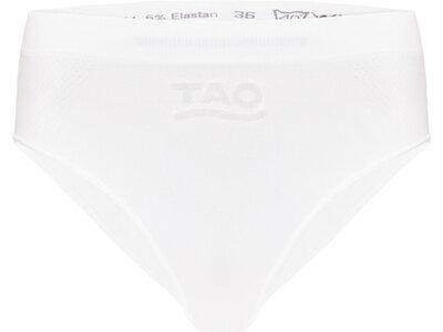 TAO Nahtloser Herren Funktionsslip   Nachhaltig & fair SLIP Weiß