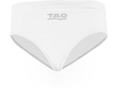 TAO Nahtloser Damen Funktionsslip | Nachhaltig & fair SLIP Weiß