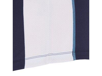 TAO Laufshirt mit Zip COLIAS Blau