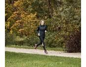 Vorschau: TAO Atmungsaktive Polartec Damen Laufjacke NOLA