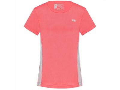 TAO Atmungsaktives Damen Shirt aus dem Meer | Nachhaltig & fair AVIN Pink