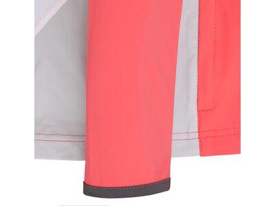 TAO Atmungsaktive Damen Laufjacke aus dem Meer | Nachhaltig & fair ARISTA Pink