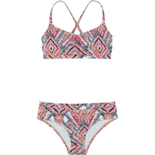 CHIEMSEE Bustier Bikini-Set Kids mit gekreuzten Trägern im Rücken