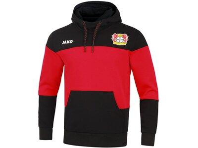 JAKO Kinder Bayer 04 Leverkusen Kapuzensweat Premium Schwarz